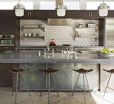 Loft un estilo muy neoyorquino paperblog for Muebles de cocina estilo industrial