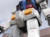 Gundam vuelve Odaiba