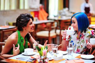 Fotos de Priyanka Chopra y Katy Perry en India