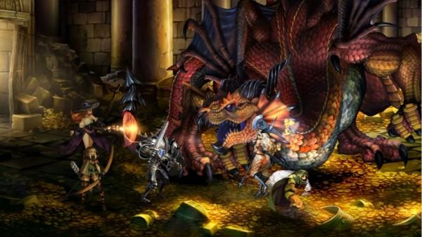 dragons crown vanillaware e1334913539980 Atlus compra Dragons Crown pero lo retrasa hasta 2013