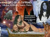 realidad fantasía, expo Daniel Suárez