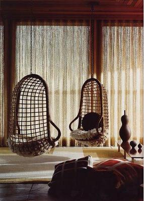 El rinc n de almudena v sillas colgantes paperblog for Sillas colgantes interior