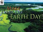 Feliz Tierra abril) Envía postal digital gracias Earth