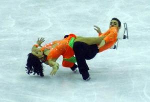 Campeonato del Mundo Absoluto de patinaje sobre hielo Niza 2012