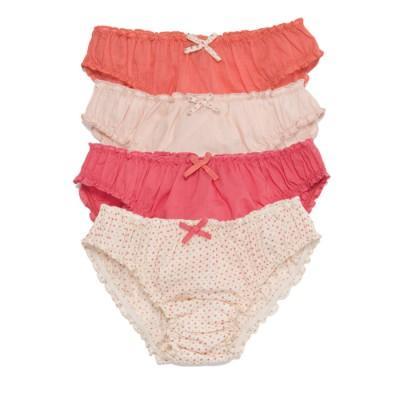 Braguitas rosas niña Pijamas y braguitas para niñas
