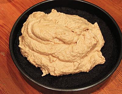 {Viernes] Receta: Pastel de cacahuete