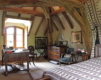 Enviguetados en techos antiguos y rusticos paperblog - Techos rusticos interiores ...