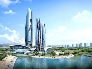 arquitectura futurista paperblog