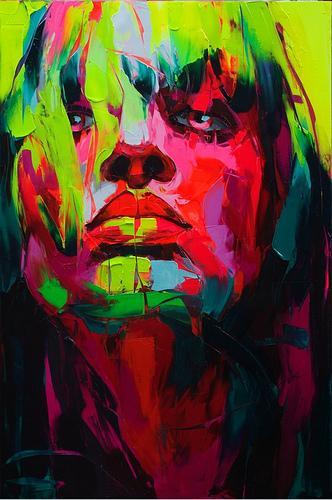 33 deslumbrantes pinturas en oleo de retratos expresivos para la inspiración (32)