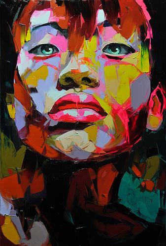 33 deslumbrantes pinturas en oleo de retratos expresivos para la inspiración (14)