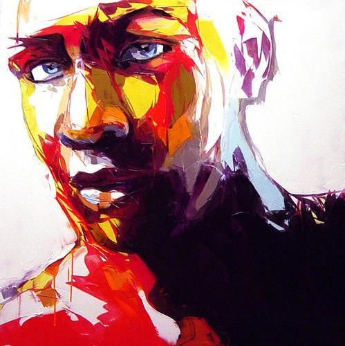 33 deslumbrantes pinturas en oleo de retratos expresivos para la inspiración (19)