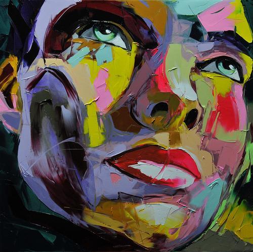 33 deslumbrantes pinturas en oleo de retratos expresivos para la inspiración (12)