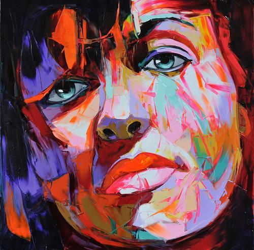 33 deslumbrantes pinturas en oleo de retratos expresivos para la inspiración (6)