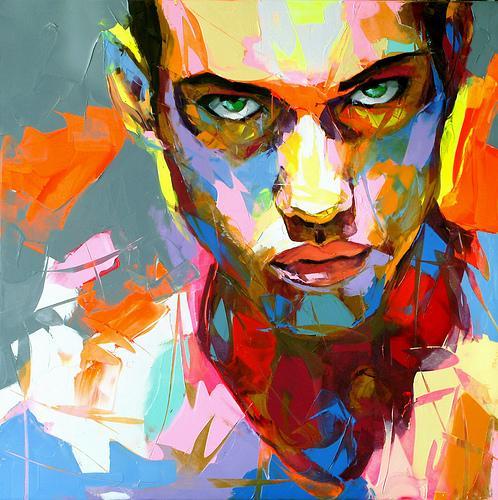 33 deslumbrantes pinturas en oleo de retratos expresivos para la inspiración (28)