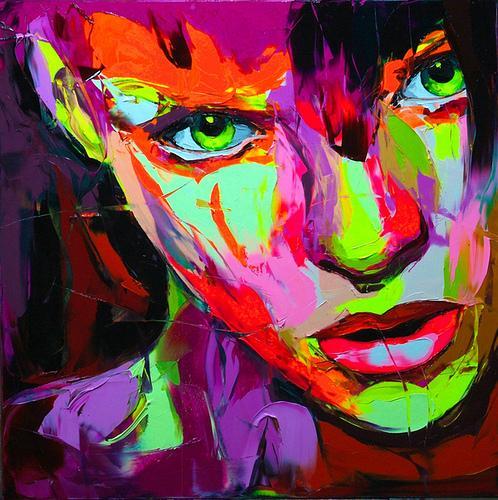 33 deslumbrantes pinturas en oleo de retratos expresivos para la inspiración (17)