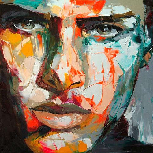33 deslumbrantes pinturas en oleo de retratos expresivos para la inspiración (10)