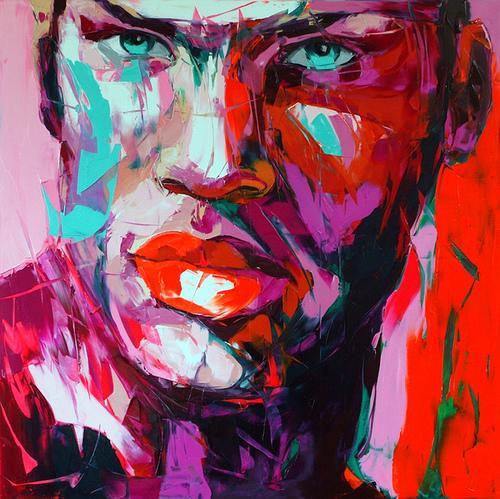 33 deslumbrantes pinturas en oleo de retratos expresivos para la inspiración (21)