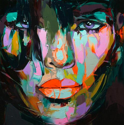 33 deslumbrantes pinturas en oleo de retratos expresivos para la inspiración (9)