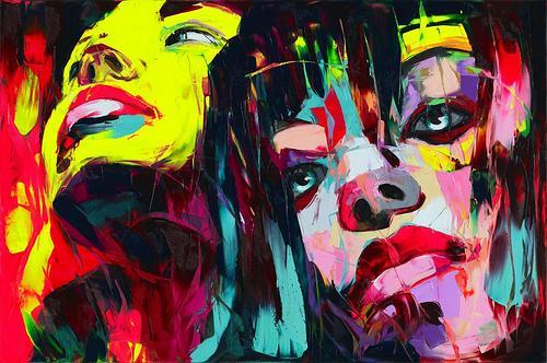 33 deslumbrantes pinturas en oleo de retratos expresivos para la inspiración (25)