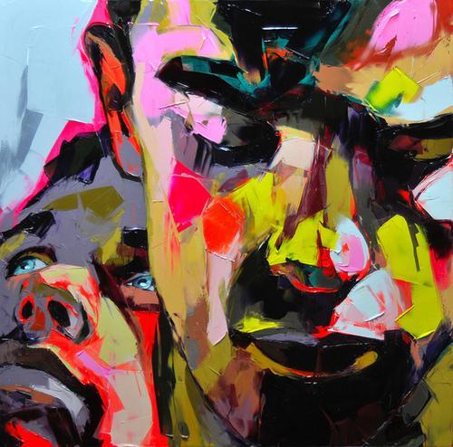 33 deslumbrantes pinturas en oleo de retratos expresivos para la inspiración (15)
