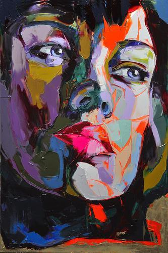33 deslumbrantes pinturas en oleo de retratos expresivos para la inspiración (2)