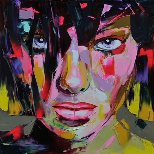 33 deslumbrantes pinturas en oleo de retratos expresivos para la inspiración (16)