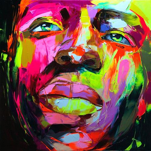 33 deslumbrantes pinturas en oleo de retratos expresivos para la inspiración (8)