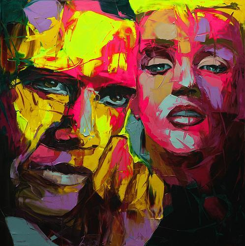 33 deslumbrantes pinturas en oleo de retratos expresivos para la inspiración (23)