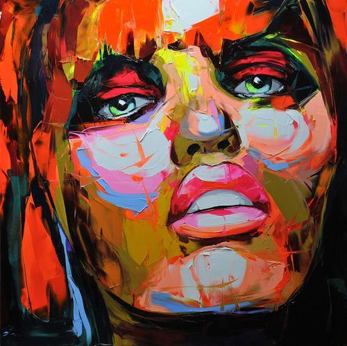 33 deslumbrantes pinturas en oleo de retratos expresivos para la inspiración (5)