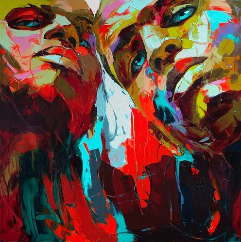 33 deslumbrantes pinturas en oleo de retratos expresivos para la inspiración (27)