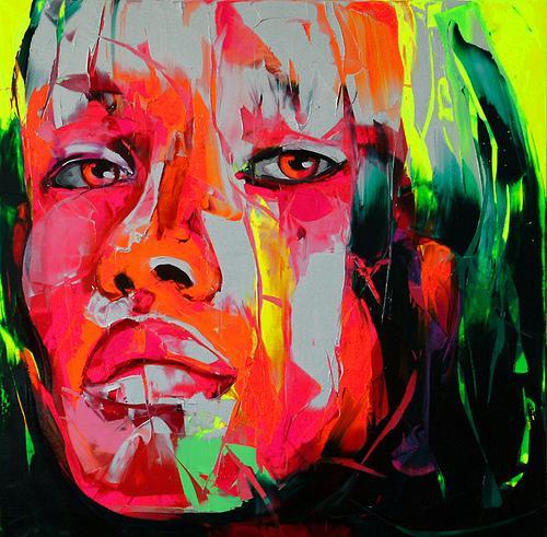 33 deslumbrantes pinturas en oleo de retratos expresivos para la inspiración (26)