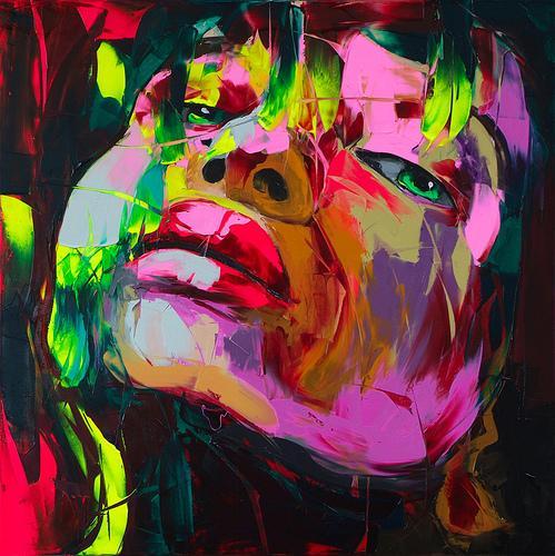 33 deslumbrantes pinturas en oleo de retratos expresivos para la inspiración (24)