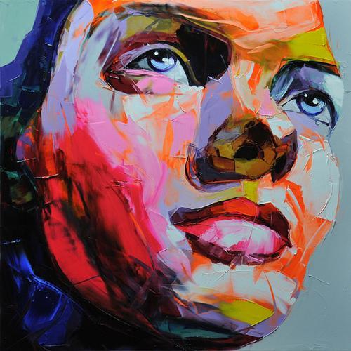 33 deslumbrantes pinturas en oleo de retratos expresivos para la inspiración (1)