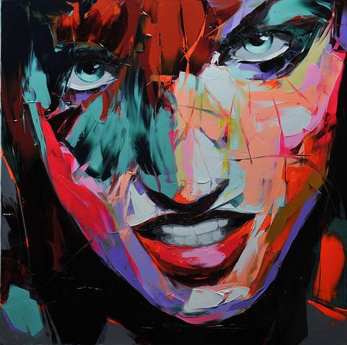 33 deslumbrantes pinturas en oleo de retratos expresivos para la inspiración (7)