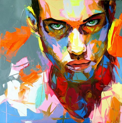 33 deslumbrantes pinturas en oleo de retratos expresivos para la inspiración (18)