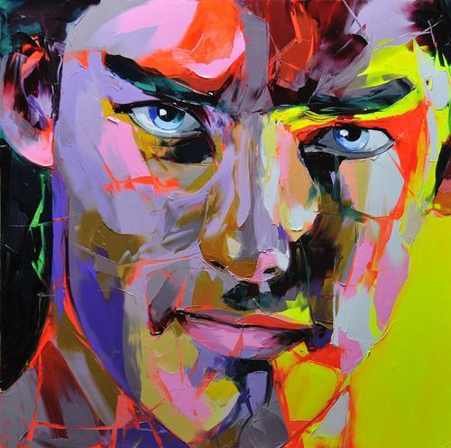 33 deslumbrantes pinturas en oleo de retratos expresivos para la inspiración (4)