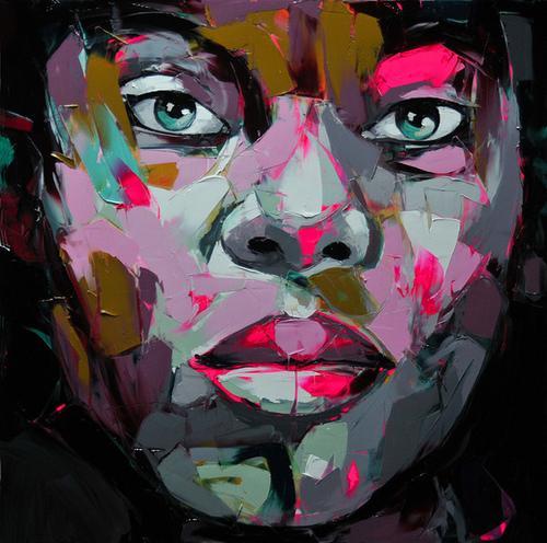 33 deslumbrantes pinturas en oleo de retratos expresivos para la inspiración (13)