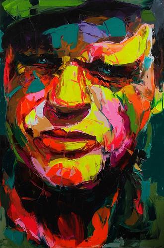 33 deslumbrantes pinturas en oleo de retratos expresivos para la inspiración (31)