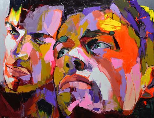 33 deslumbrantes pinturas en oleo de retratos expresivos para la inspiración (3)