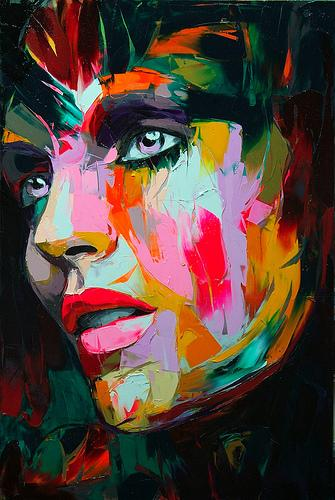 33 deslumbrantes pinturas en oleo de retratos expresivos para la inspiración (11)