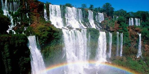 Webcam en vivo desde las Cataratas del Iguazú