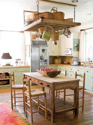 Nuevas cocinas estilo rustico paperblog for Cocinas estilo rustico