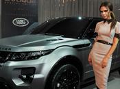 Victoria Beckham diseña nuevo Land Rover