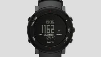 Suunto Core Alu Deep Black :: reloj todoterreno