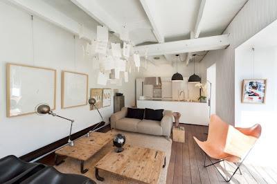 Casa rustica con toques modernos paperblog for Casa moderna ristrutturata