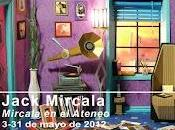 Jack Mircala. Ateneo Madrid 2012. mayo
