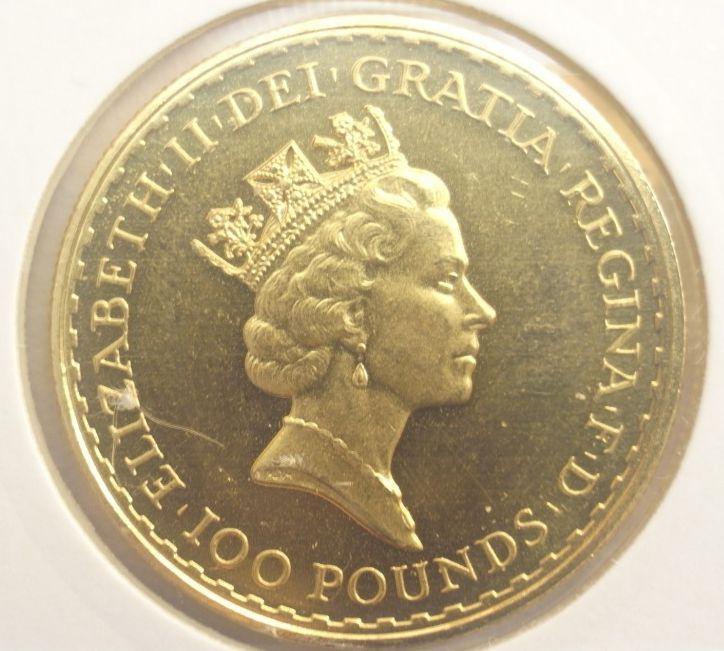 Britannia, la otra moneda de oro inglesa - Paperblog