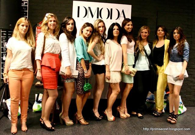 Shopping night Corte Ingés 2012 ..........