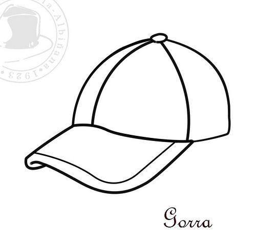 edición de sombreros para colorear por cierto y antes de que se