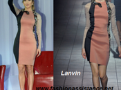 Jennifer López presentó gira veraniega junto Enrique Iglesias, vestido Lanvin, serpiente incluída